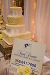 1.8.12 | Sweet Dream Cakes & Florist Vendor | Premier Bride Showcase | Fresno CA