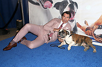 POMONA, CA - FEBRUARY 10: Jerry O'Connell, at the Hallmark Channel's 2019 American Rescue Dog Show at Fairplex in Pomona, California on February 10, 2019. Credit: Faye Sadou/MediaPunch