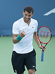 Grigor Dimitrov (BUL) defeated Steve Johnson (USA) 7-6, 6-2