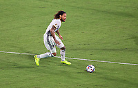 Carson, CA - Saturday August 12, 2017: Jermaine Jones during a Major League Soccer (MLS) game between the Los Angeles Galaxy and the New York City FC at StubHub Center.