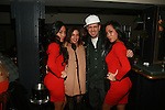 To-Tam Sachika, Guests and  To-Nya Sachika Attend JONES MAGAZINE PRESENTS SACHIKA TWINS BDAY BASH at SL, NY 12/12/11