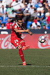 Gabriel Mercado of Sevilla FC in action during their La Liga match between Deportivo Leganes and Sevilla FC at the Butarque Municipal Stadium on 15 October 2016 in Madrid, Spain. Photo by Diego Gonzalez Souto / Power Sport Images