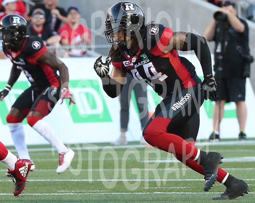 Taylor Reed Ottawa RedBlacks-8july2017-Photo: Scott Grant