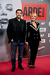 Cayetana Guillen Cuervo and Omar Ayyashi attends to ARDE Madrid premiere at Callao City Lights cinema in Madrid, Spain. November 07, 2018. (ALTERPHOTOS/A. Perez Meca)