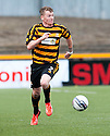 Alloa's James Doyle.