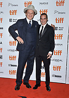 "08 September 2018 - Toronto, Ontario, Canada - John C. Reilly, Joaquin Phoenix. ""The Sisters Brothers"" Premiere - 2018 Toronto International Film Festival held at the Princess of Wales Theatre. <br /> CAP/ADM/BPC<br /> ©BPC/ADM/Capital Pictures"
