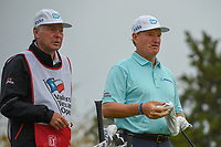 Ernie Els (RSA) looks over his tee shot on 11 during day 1 of the Valero Texas Open, at the TPC San Antonio Oaks Course, San Antonio, Texas, USA. 4/4/2019.<br /> Picture: Golffile   Ken Murray<br /> <br /> <br /> All photo usage must carry mandatory copyright credit (&copy; Golffile   Ken Murray)