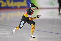 SCHAATSEN: CALGARY: Olympic Oval, 08-11-2013, Essent ISU World Cup, 500m, Judith Hesse (GER), ©foto Martin de Jong