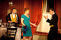 Posh by Laura Wade , directed by Lyndsey Turneron . With Charlotte Lucas as Charlie, Harry Villiers as Max Bennett. Opens at The Duke of York's Theatre  23/5/12 .CREDIT Geraint Lewis