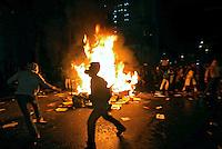 Manifestaçao Muda Brasil. Movimento Passe Livre, MPL. Rio de Janeiro. 2013. Foto de Alexandro Auler.