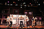 The cast of 'Bare'  performing in the 'BARE' A first look preview at the New World Stages in New York City on 11/12/2012