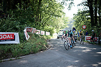 the breakaway group<br /> <br /> 72nd Halle - Ingooigem 2019 (BEL/1.1)<br /> 1 day race from Halle to Ingooigem (201km)<br /> <br /> ©kramon