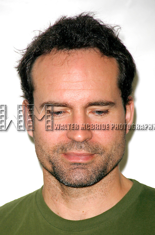 Jason Patric photographed during the first day of rehearsals for the new Neil LaBute play IN A DARK HOUSE at the Roundabout Studios in New York City.<br /> April 17, 2007.