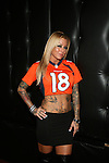 Adult Actress Britney Shannon at The Ultimate Super Bowl Party Hosted by Lisa Ann, Jayden James and Britney Shannon at Headquarters Gentlemen's Club, NY