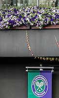 AMBIENCE<br /> <br /> The Championships Wimbledon 2014 - The All England Lawn Tennis Club -  London - UK -  ATP - ITF - WTA-2014  - Grand Slam - Great Britain -  27th June 2014. <br /> <br /> &copy; Tennis Photo Network