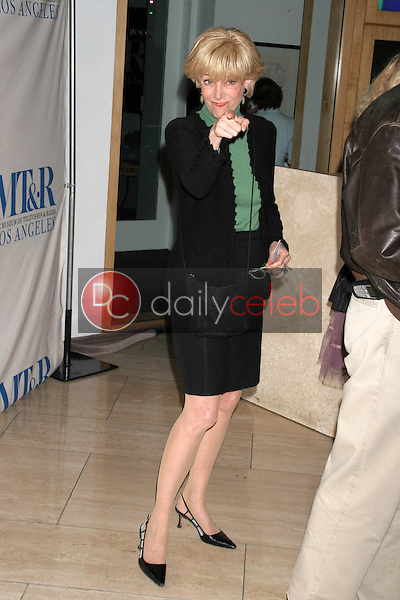 Lesley Stahl<br />