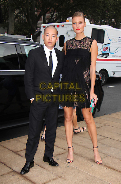 NEW YORK, NY-September 20:Jason Wu, Constance Jablonski at New York City Ballet Fifth Annual Fall Fashion Gala at Lincoln Center in New York. September 20, 2016. <br /> CAP/MPI/RW<br /> &copy;RW/MPI/Capital Pictures