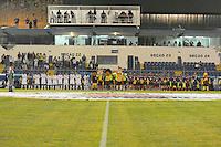 SAO PAULO, SP, 26 DE JANEIRO DE 2012 - CAMP. PAULISTA - Santos X Ituano-Campeonato Paulistas. no Estadio Anacleto Campanela em Sao Caetano do Sul. (FOTO: ADRIANO LIMA - NEWS FREE).