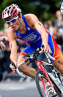 04 JUL 2010 - ATHLONE, IRL - Javier Gomez (ESP) - European Elite Mens Triathlon Championships (PHOTO (C) NIGEL FARROW)