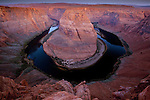Horseshoe Bend in Page Arizona
