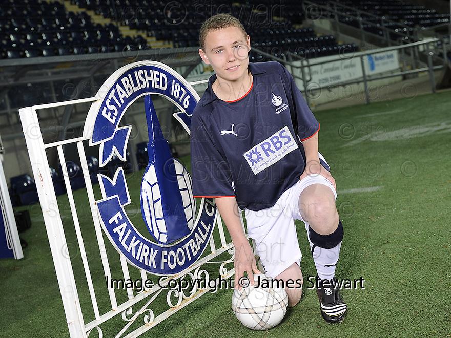 Falkirk FC, Academy, U15, Under 15