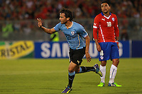Seleccion 2014 Amistoso Chile vs Uruguay