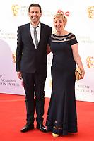 Julie Hesmondhaugh arriving for the BAFTA TV Awards 2018 at the Royal Festival Hall, London, UK. <br /> 13 May  2018<br /> Picture: Steve Vas/Featureflash/SilverHub 0208 004 5359 sales@silverhubmedia.com
