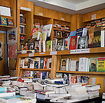 Biography Bookshop, Greenwich Village, New York, New York