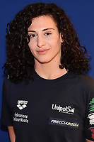 Carla Carrega <br /> Budapest 10/01/2020 Duna Arena <br /> Portrait Italy Women National Team <br /> Photo Andrea Staccioli / Insidefoto / Deepbluemedia