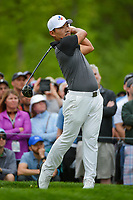 Sung Kang (USA) watches his tee shot on 6 during round 4 of the 2019 PGA Championship, Bethpage Black Golf Course, New York, New York,  USA. 5/19/2019.<br /> Picture: Golffile | Ken Murray<br /> <br /> <br /> All photo usage must carry mandatory copyright credit (© Golffile | Ken Murray)