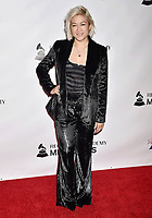 LOS ANGELES, CA - FEBRUARY 08: Milck attends MusiCares Person of the Year honoring Dolly Parton at Los Angeles Convention Center on February 8, 2019 in Los Angeles, California.<br /> CAP/ROT/TM<br /> &copy;TM/ROT/Capital Pictures