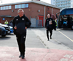 Chris Wilder manager of Sheffield Utd arrives during the Championship match at the City Ground Stadium, Nottingham. Picture date 30th September 2017. Picture credit should read: Simon Bellis/Sportimage