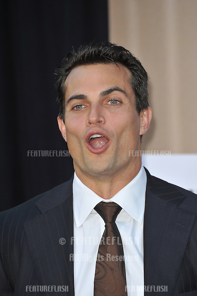 """Scott Elrod at the world premiere of his new movie """"The Switch"""" at the Cinerama Dome, Hollywood..August 16, 2010  Los Angeles, CA.Picture: Paul Smith / Featureflash"""