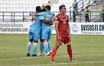 Jaguares igualó 2-2 ante Rionegro Águilas. Fecha 18 Liga Águila II-2018.