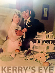 Jim & betty Fitzgerald on their Wedding day 50 years ago.