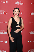 LOS ANGELES - NOV 9:  Zelda Williams at the SAG-AFTRA Foundation's Patron of the Artists Awards 2017 at Wallis Annenberg Center for the Performing Arts on November 9, 2017 in Beverly Hills, CA