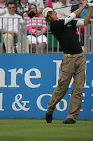 Marcel Siem tees off on the 1st hole during the third round of the 2008 Irish Open at Adare Manor Golf Resort, Adare,Co.Limerick, Ireland 17th May 2008 (Photo by Eoin Clarke/GOLFFILE)