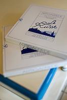 Europe/France/Aquitaine/64/Pyrénées-Atlantiques/Pau: Le Russe de chez Artigarrède - Ce fameux gâteau , une pâte â macaron avec une crème au beurre pralinée, sertie d'amandes, est fabriqué depuis 1925