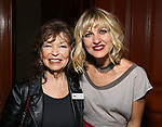 Gretchen Cryer and Anais Mitchell during the DGf Salon with Anais Mitchell at the Kara Uterberg Residence on June 3, 2019  in New York City.