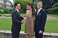 Liaisons au Louvre Trois Bulgari Dinner at the Luxembourg Palace