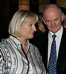 Ferdinand Piech -VW Boss<br /> <br /> VW Aufsichtsratsvorsitzender Ferdinand Piech mit Gattin Ursula - hier am 20.12.07 beim Nord-Sued - Dialog in Hannover<br /> <br /> Foto &copy; nordphoto / Rust