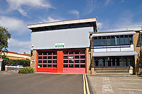 Kidlington Fire Station Oxfordshire UK. This image may only be used to portray the subject in a positive manner..©shoutpictures.com..john@shoutpictures.com