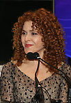 Bernadette Peters during the Urban Stages' 35th Anniversary celebrating Women in the Arts at the Central Park Boat House on May 15, 2019 in New York City.
