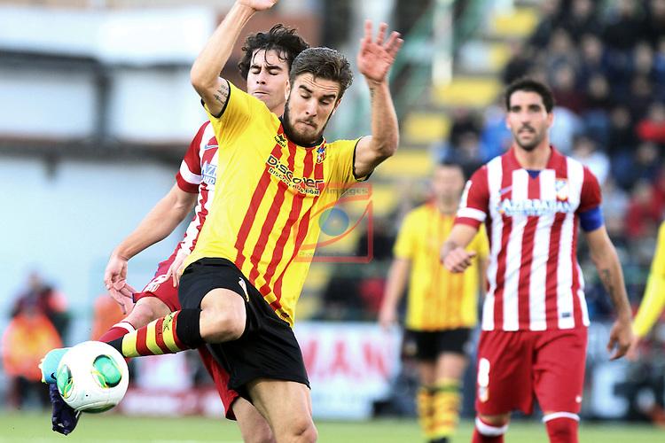 Resultado de imagen de Sant Andreu vs Atletico