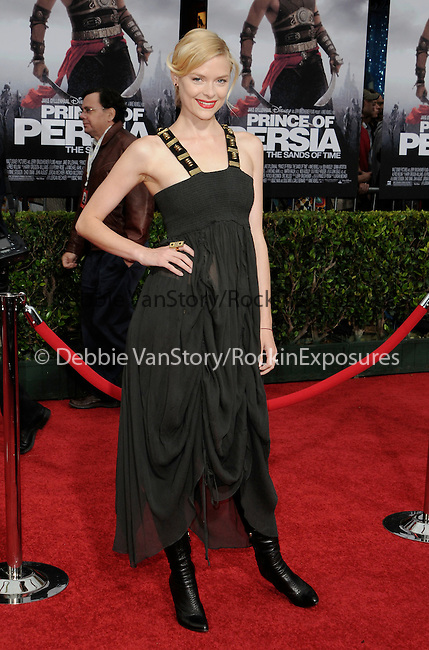 """Jaime King  at the Walt Disney Pictures """"Prince Of Persia: The Sands Of Time"""" Los Angeles Premiere held at The Grauman's Chinese Theatre in Hollywood, California on May 17,2010                                                                   Copyright 2010  DVS / RockinExposures"""