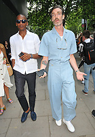 Richard Biedul and Eric Underwood at the LFW (Men's) s/s 2019 Christopher Raeburn catwalk show, BFC Showspace, The Store Studios, The Strand, London, England, UK, on Sunday 10 June 2018.<br /> CAP/CAN<br /> &copy;CAN/Capital Pictures