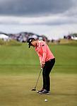 Lydia Ko. McKayson NZ Women's Golf Open, Round Two, Windross Farm Golf Course, Manukau, Auckland, New Zealand, Friday 29 September 2017.  Photo: Simon Watts/www.bwmedia.co.nz