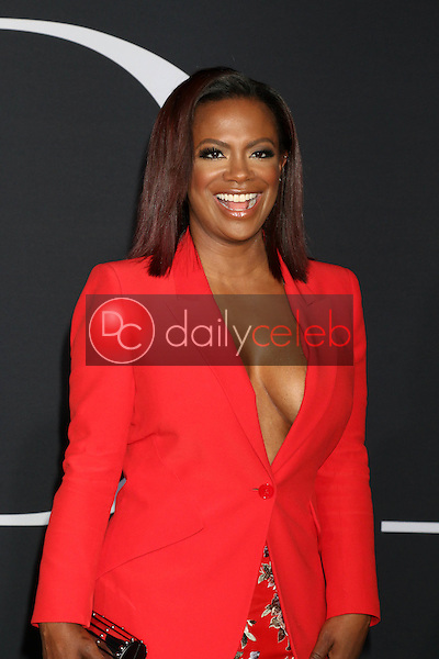 "Kandi Burruss<br /> at the ""Fifty Shades Darker"" World Premiere, The Theater at Ace Hotel, Los Angeles, CA 02-02-17<br /> David Edwards/DailyCeleb.com 818-249-4998"