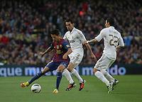 fc barcelona VS Real Madrid 21 abril 2012 la liga