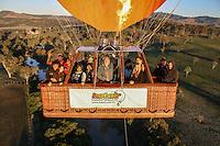 20140626 June 26 Hot Air Balloon Gold Coast